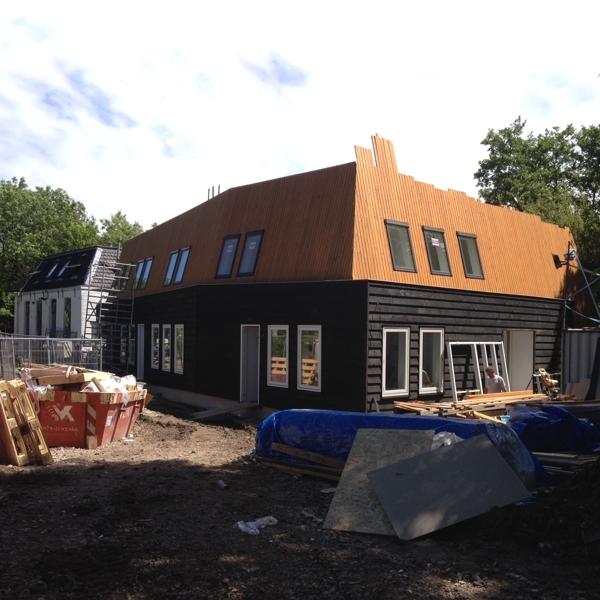 Beukershof Leiden vordert gestaag
