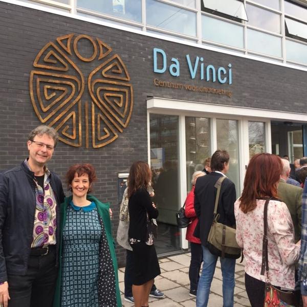 Opening Da Vinci